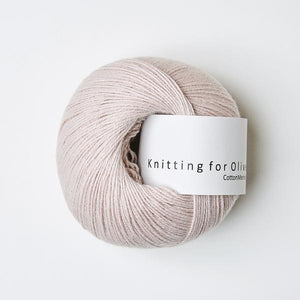 Knitting for Olive Cottonmerino Champignonrosa garn