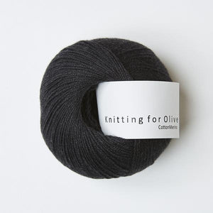 Knitting for Olive Cottonmerino Skifergrå