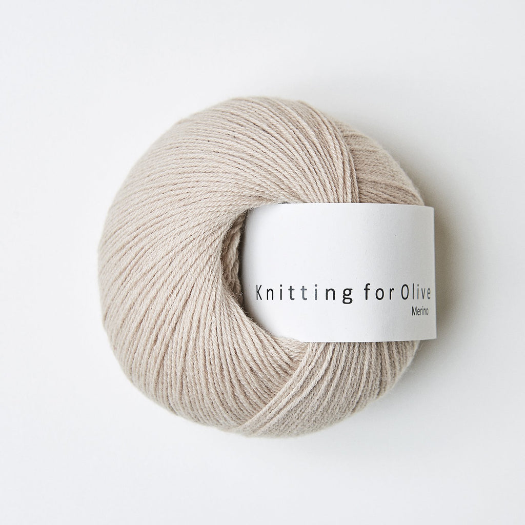 Knitting for Olive Merino Pudder