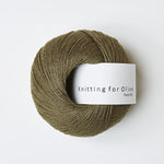 Knitting for Olive Pure Silk Oliven