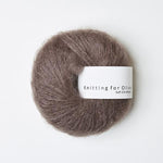 Knitting For Olive Soft Silk Mohair Blommeler