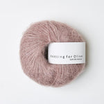 Knitting For Olive Soft Silk Mohair Gammelrosa