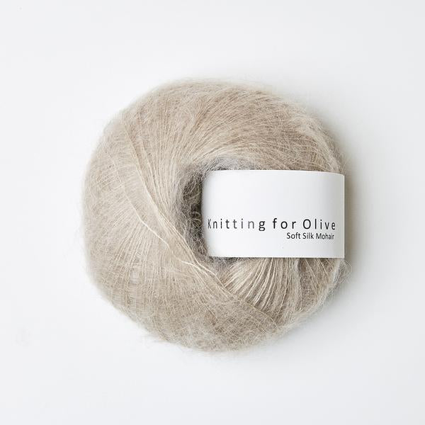 Knitting For Olive Soft Silk Mohair Havre