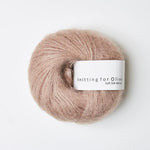 Knitting For Olive Soft Silk Mohair Rosa Ler