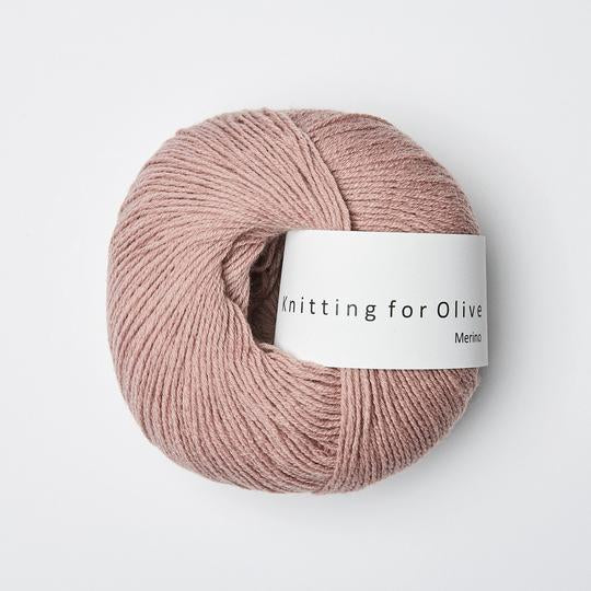 Knitting for Olive Merino Gammelrosa
