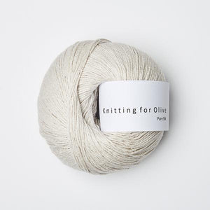 Knitting for Olive Pure Silk Kit garn