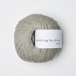 Knitting for Olive Pure Silk Lammeører