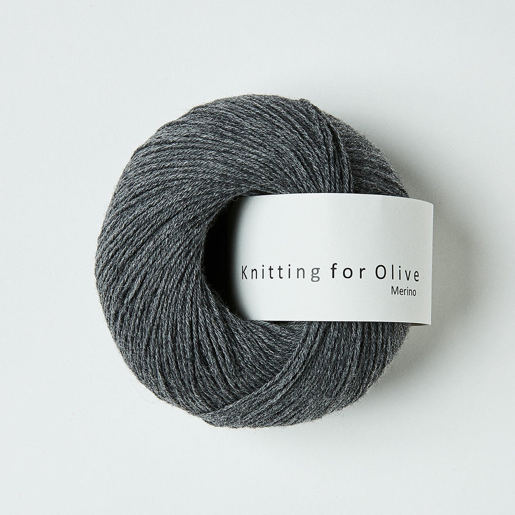 Knitting for Olive Merino Vaskebjørn