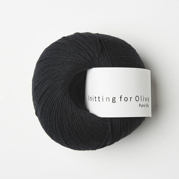 Knitting for Olive Pure Silk Kul
