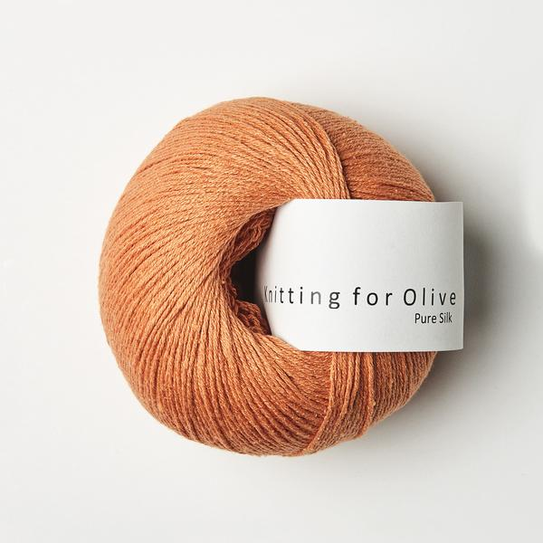 Knitting for Olive Pure Silk Mandarin