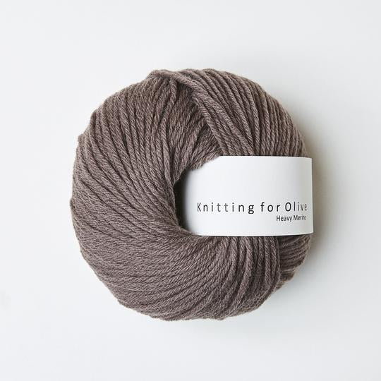 Knitting for Olive HEAVY Merino Blommeler