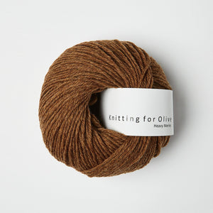 Knitting for Olive HEAVY Merino Lys Cognac