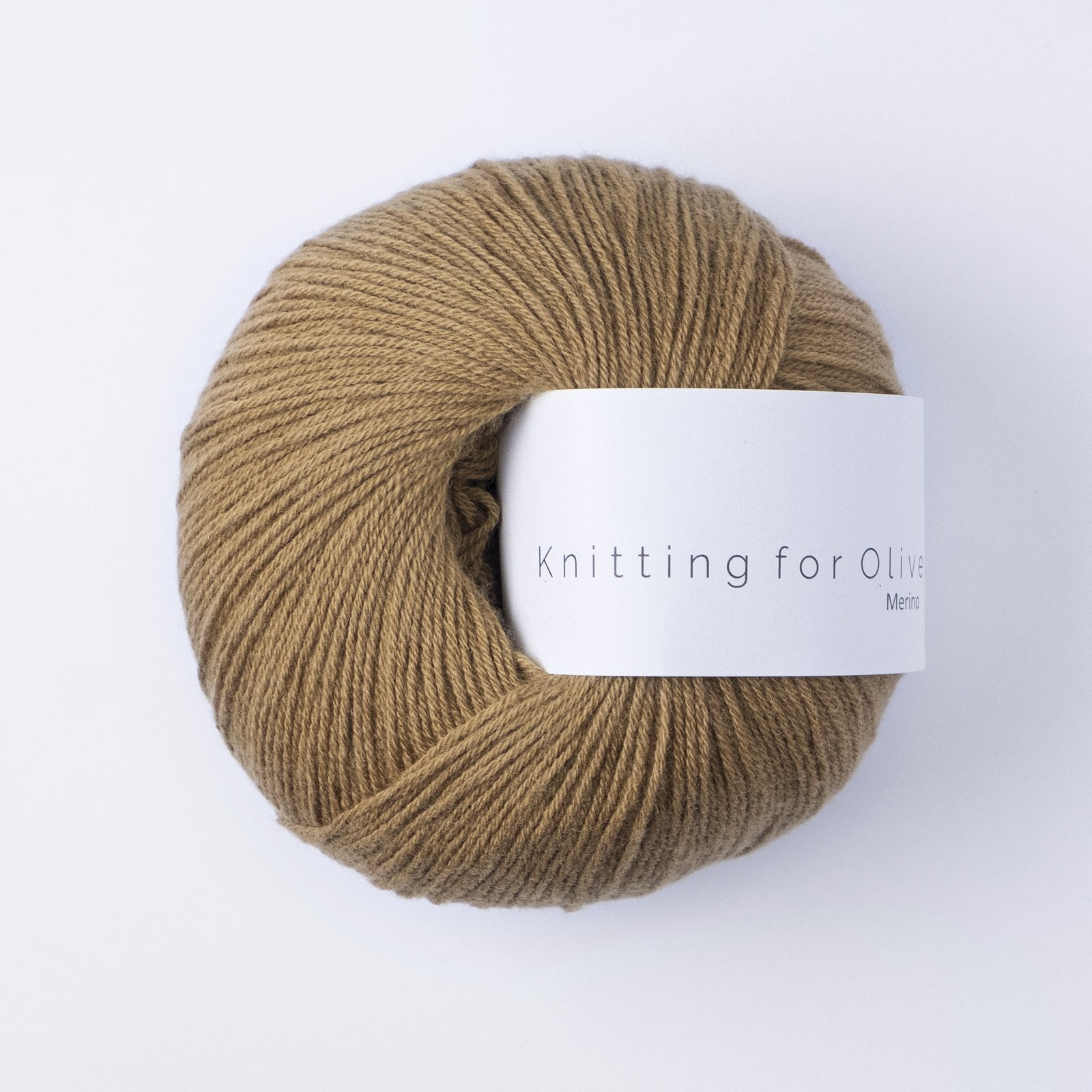 Knitting for Olive Merino Kamel