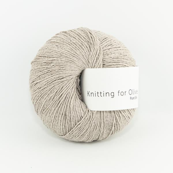 Knitting for Olive Pure Silk Pudder