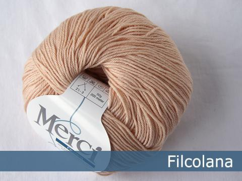 Filcolana Merci 1130 Light Peach garn