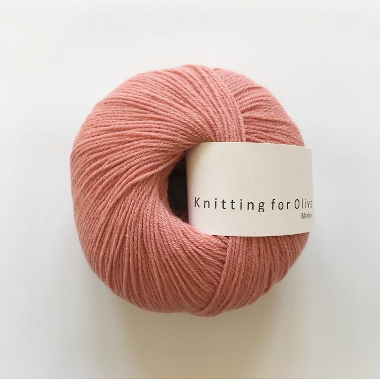 Knitting for Olive Merino Flamingo