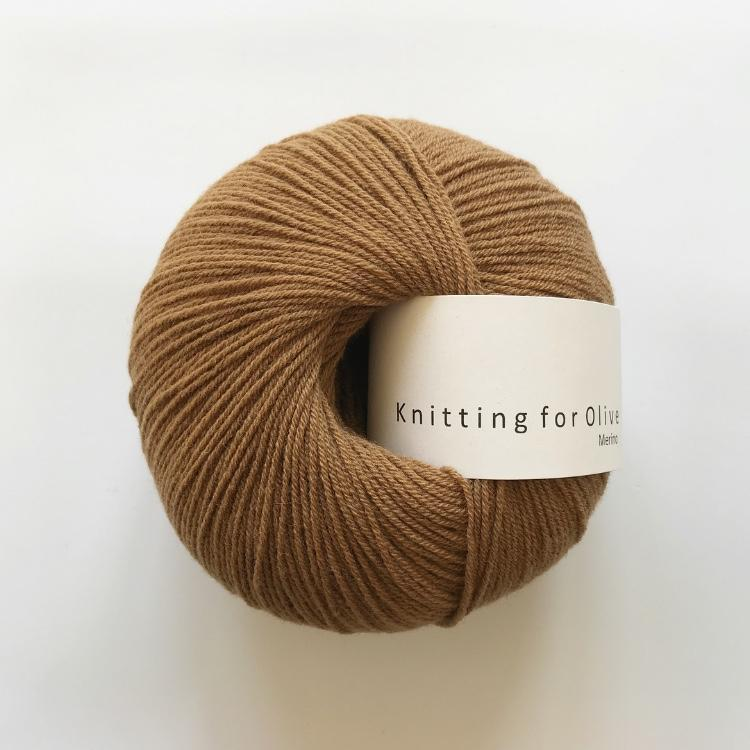 Knitting for Olive Mørk Camel