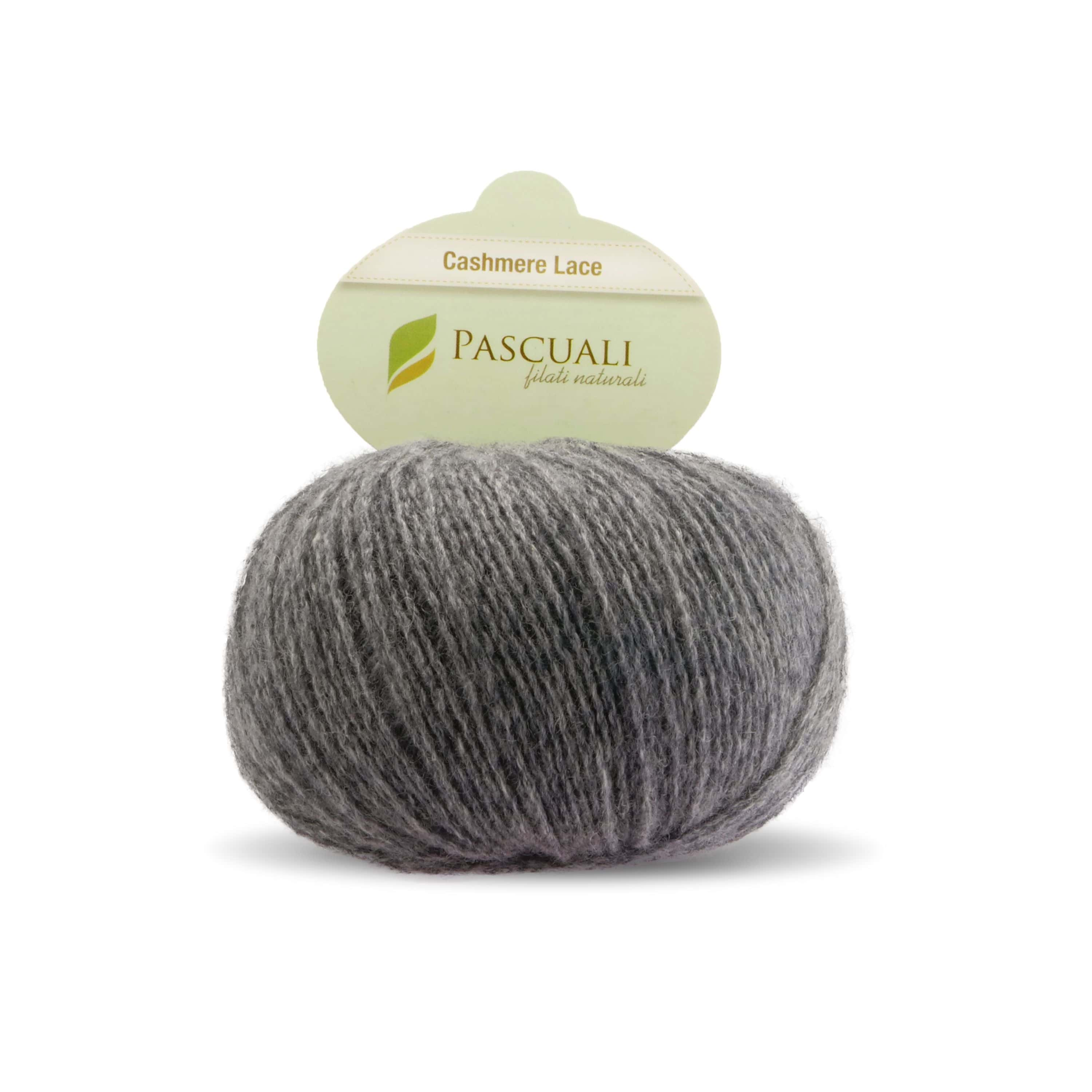 Pascuali Cashmere Lace Middle Gray 519