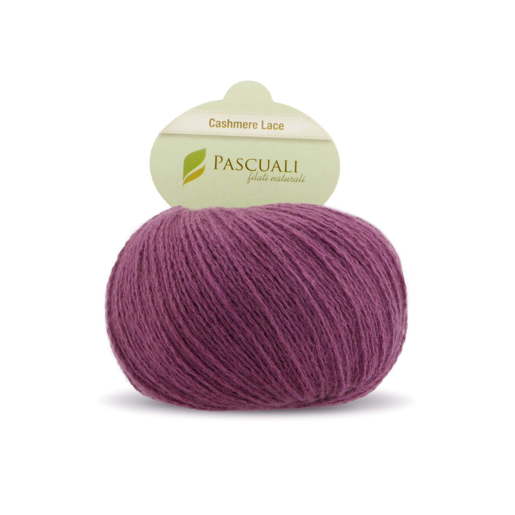 Pascuali Cashmere Lace Red Onion 652