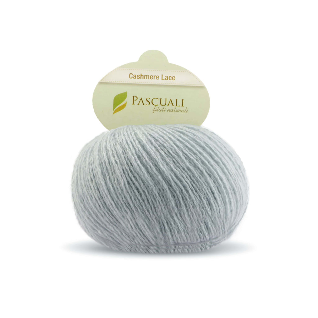 Pascuali Cashmere Lace Sea Green 677
