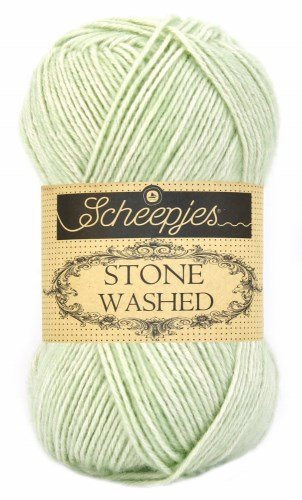 Scheepjes Stone Washed 819 New Jade garn