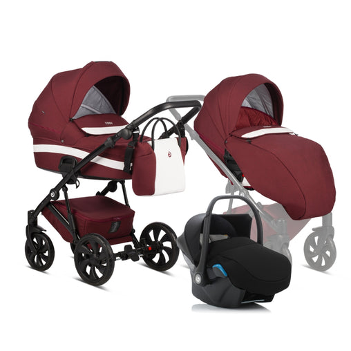 Tutis Zippy 3in1 (154 Cherry)