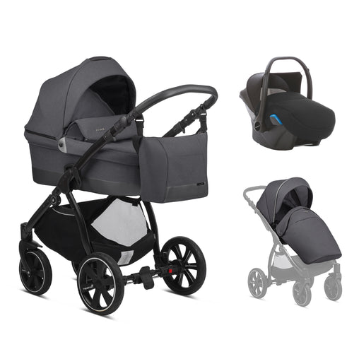 Noordi SOLE GO 3in1 Black (621)