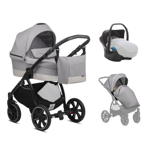 Noordi SOLE GO 3in1 Warm grey (625)