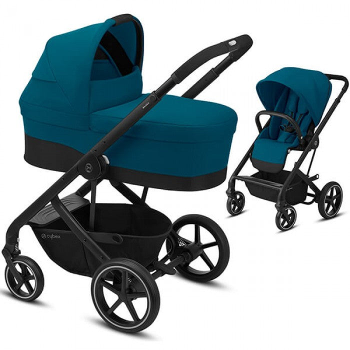 CYBEX Balios S Lux 2 in 1 River blue/black