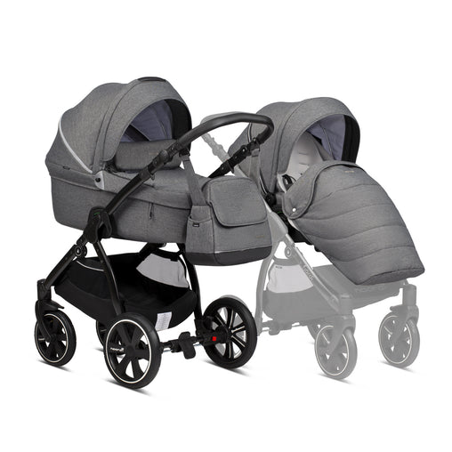 Noordi Fjordi 2in1 Dark grey (813)