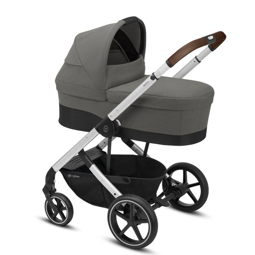 CYBEX Balios S Lux 2 in 1 Soho gray/silver