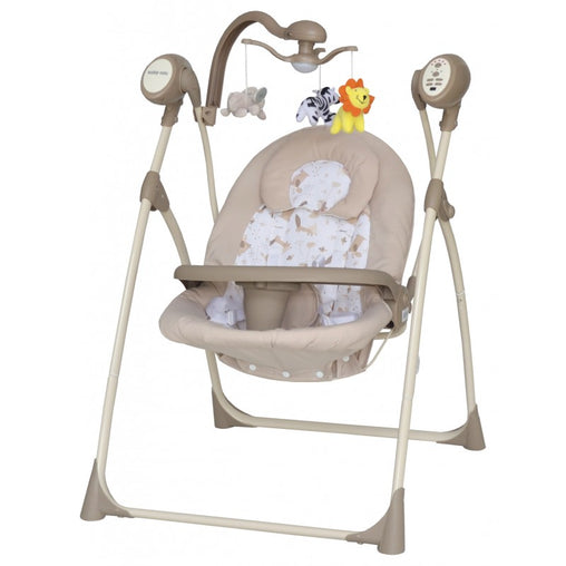 BabyMix swing with musical carousel