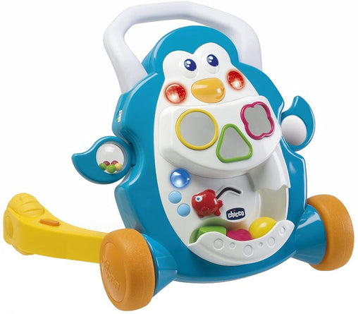 CHICCO First Steps activity walker Penguin