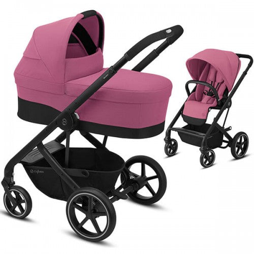 CYBEX Balios S Lux 2 in 1 Magnolia pink/black