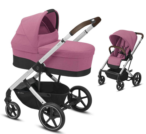 CYBEX Balios S Lux 2 in 1 Magnolia pink/silver