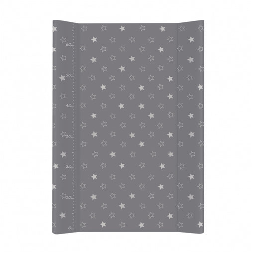 CebaBaby changing mat Grey stars