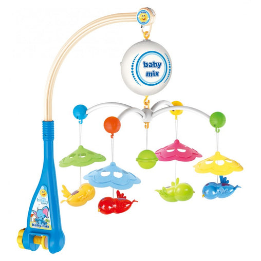 BabyMix music mobile Birds