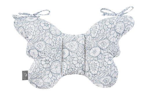 SLEEPEE Baby pillow - butterfly (grey)