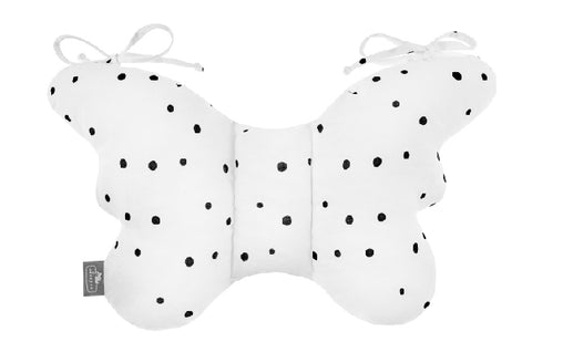 SLEEPEE Baby pillow - buterfly (dots)