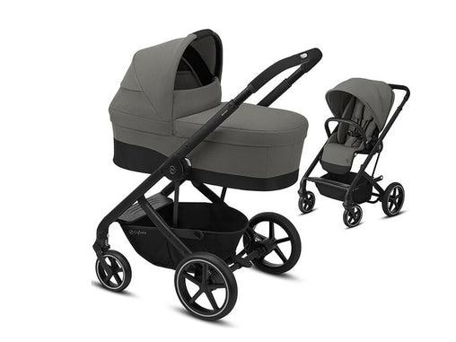 CYBEX Balios S Lux 2 in 1 Soho gray/black