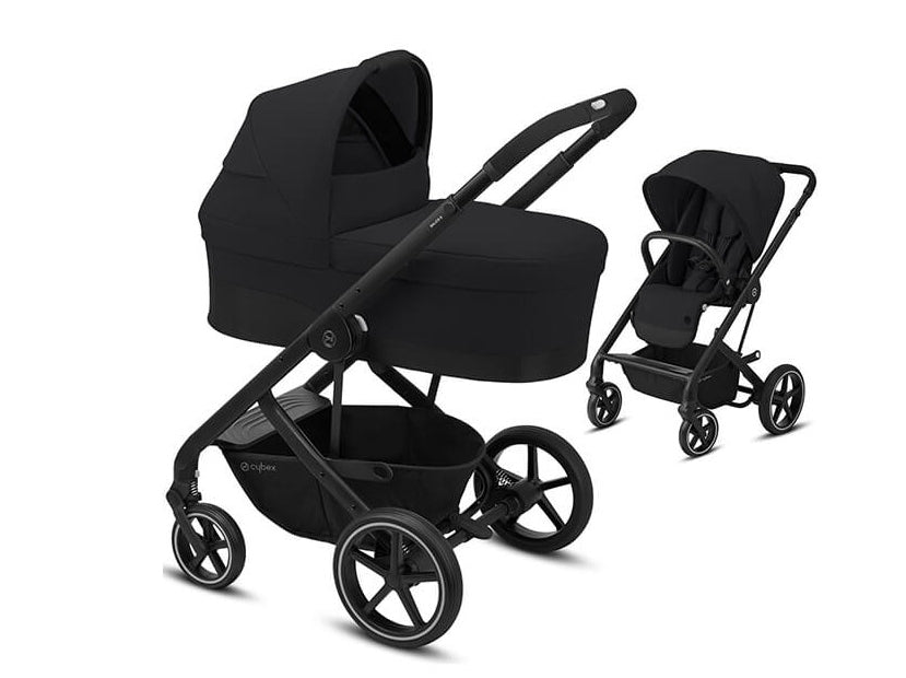 CYBEX Balios S Lux 2 in 1 Deep black/black