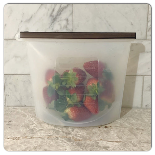 Reusable Silicone Bag - Medium - True Harvest