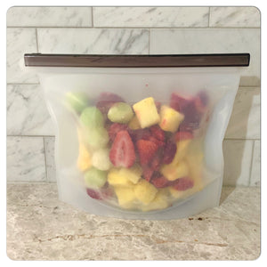 Reusable Silicone Bag - Large - True Harvest