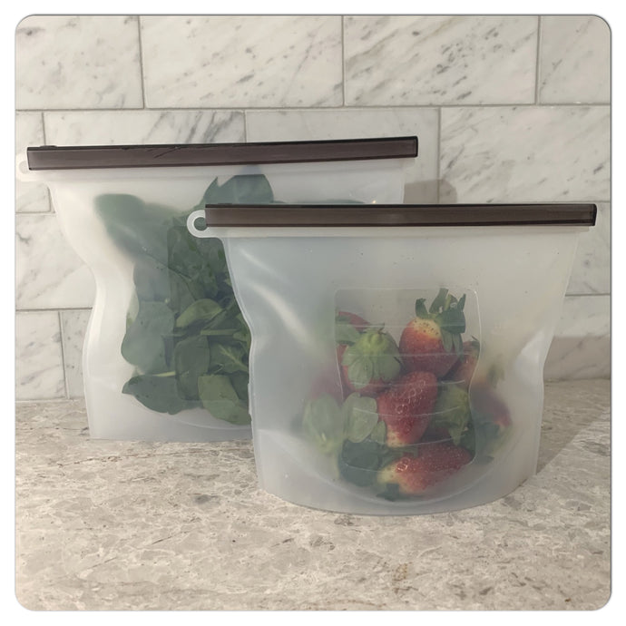 Reusable Silicone Bag Set - True Harvest