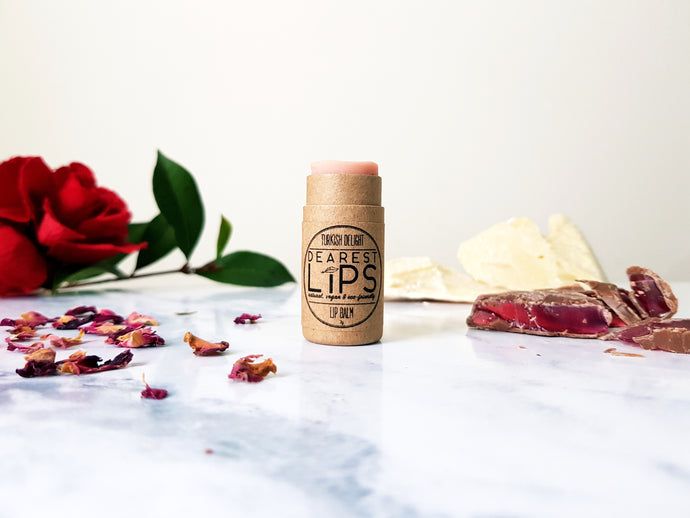 Dearest Lips - Turkish Delight Lip Balm (7g) - True Harvest