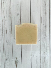 Load image into Gallery viewer, Orange Blossom & Turmeric Scrub Bar - True Harvest