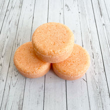 Load image into Gallery viewer, Peach Candy Shampoo Bar - True Harvest