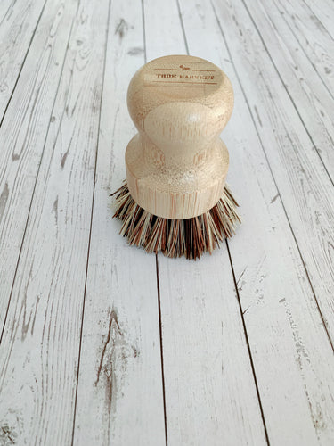 Eco Scrubbing Brush - True Harvest