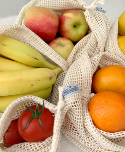 Mesh Produce Bag Set - True Harvest