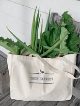 Load image into Gallery viewer, Organic Cotton Tote Bag - True Harvest